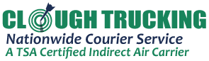 Clough Trucking Logo