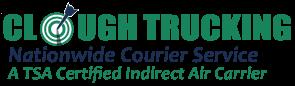 Clough Trucking Logo